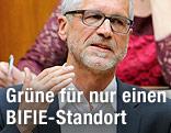 Der Bildungssprecher der Grünen, Harald Walser