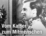 Karlheinz Böhm als Kaiser Franz-Josef