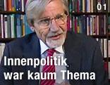 Politologe Fritz Plasser