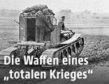 Panzer der Britischen Armee im Ersten Weltkrieg