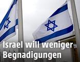 Israelische Fahnen