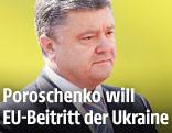 Der neue ukrainische Präsident Petro Poroschenko