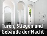 Innenansicht des Österreich-Pavillon im Rahmen der Architektur-Biennale in Venedig