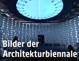 Der Bahrain-Pavilion im Rahmen der Architekturbiennale in Venedig