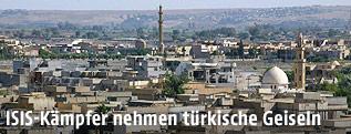 Ansicht der irakischen Stadt Mossul