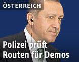 Türkischer Premier Recep Tayyip Erdogan