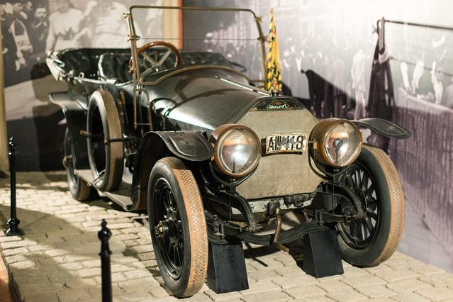 Wagen von Franz Ferdinand