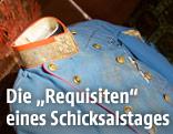 Uniform von Franz Ferdinand, in der er ermordet wurde