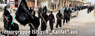 ISIS-Kämpfer