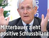 Vorstandsvorsitzender Peter Mitterbauer