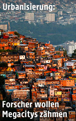 Slums von Rio de Janeiro