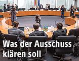 NSA-Ausschuss in Berlin