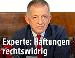 Verfassungsexperte Stefan Griller