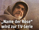 "Sean Connery im Film ""Der Name der Rose"""