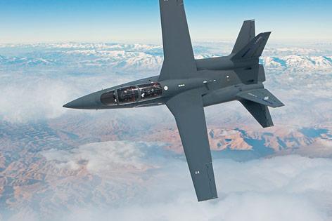 Der Billig-Kampfjet Scorpion
