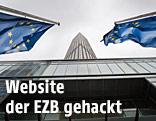 EZB-Gebäude in Frankfurt