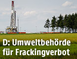 Fracking-Anlage