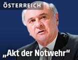 Der niederösterreichische Landeshauptmann Josef Pröll (ÖVP)