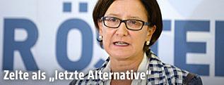 Innenministerin Johanna Mikl-Leitner