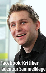 """Europe vs. Facebook""-Initiator Max Schrems"