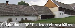 Bauernhof der Sekte OPPT