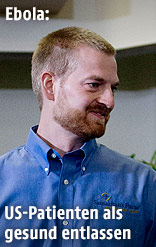 US-Arzt Dr. Kent Brantly