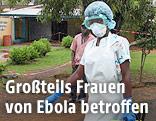 Krankenschwester in Monrovia