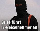 mutmaßlicher britischer Dschihadist