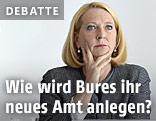 Infrastrukturministerin Doris Bures (SPÖ)