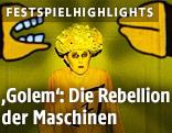 """Uraufführung von """"Golem"""""""