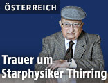 Physiker Walter Thirring