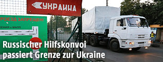 Russischer Hilfskonvoi