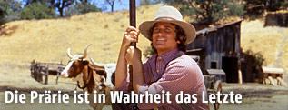 """Michael Landon in """"Unsere kleine Farm"""""""