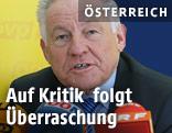 Der oberösterreichische Landeshauptmann Josef Pühringer