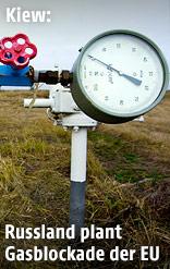 Gasmanometer