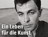 Der österreichische Künstler Arnulf Rainer im Jahr 1967
