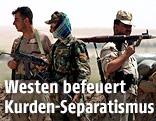 Peschmerga-Soldaten