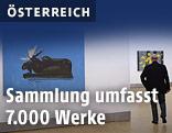 Innenansicht des Essl-Museums