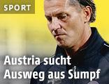 Austria-Trainer Gerald Baumgartner
