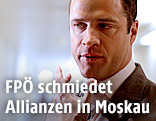 Wiener FPÖ-Klubobmann Johann Gudenus