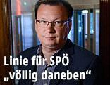 SP-Bundesgeschäftsführer Norbert Darabos