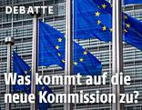 EU-Fahnen