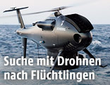 Unbewaffnete Drohne Camcopter S-100