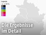 Grafik von Vorarlberg