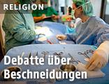 Ärzte in einem Operationssaal
