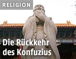 Konfuzius-Statue