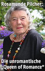 Schriftstellerin Rosamunde Pilcher