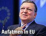 Der scheidende EU-Kommissionspräsident Jose Manuel Barroso