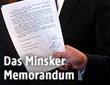 Minsker Memorandum