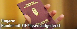 Ungarischer Pass